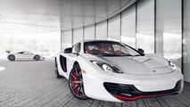 McLaren Bespoke Project 8 revealed
