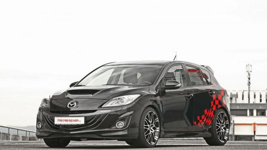 Mazda3 MPS prepared by MR Car Design