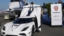 Koenigsegg Agera R arrives in the U.S.