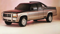 Dodge Dakota Sport V-8 Concept Vehicle. 1989