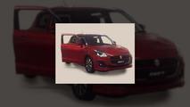 Nouvelle Suzuki Swift - La première photo de la voiture est apparue