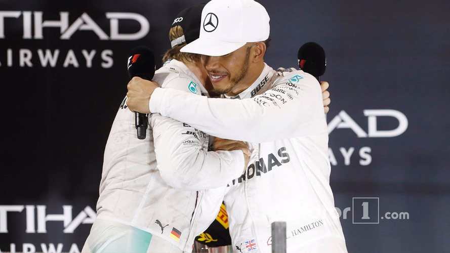 Lewis Hamilton did exactly what I would have done, claims Max Verstappen