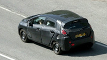 New Five-Door Ford Fiesta Spied