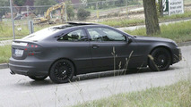 Mercedes C Sport Coupe Spied