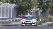 2012 BMW M6 Coupe prototype crashes on ring 16.08.2011