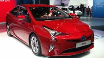 2016 Toyota Prius in Frankfurt 2015