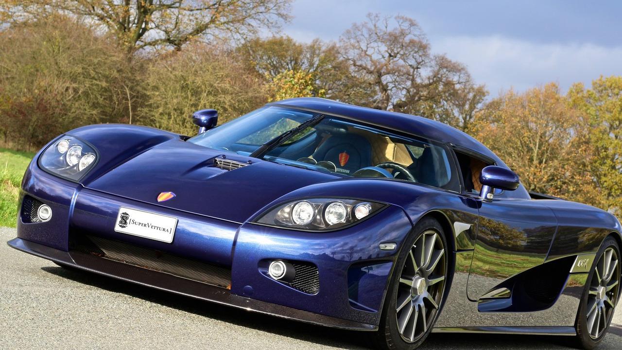 2008 Koenigsegg CCX
