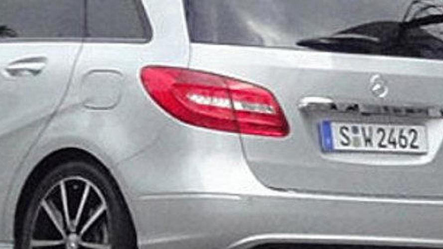 2012 Mercedes-Benz B-Class details emerge