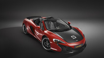 McLaren 650 Spider Can-Am first live shots are out