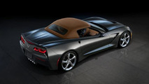 2014 Chevrolet Corvette Stingray Convertible