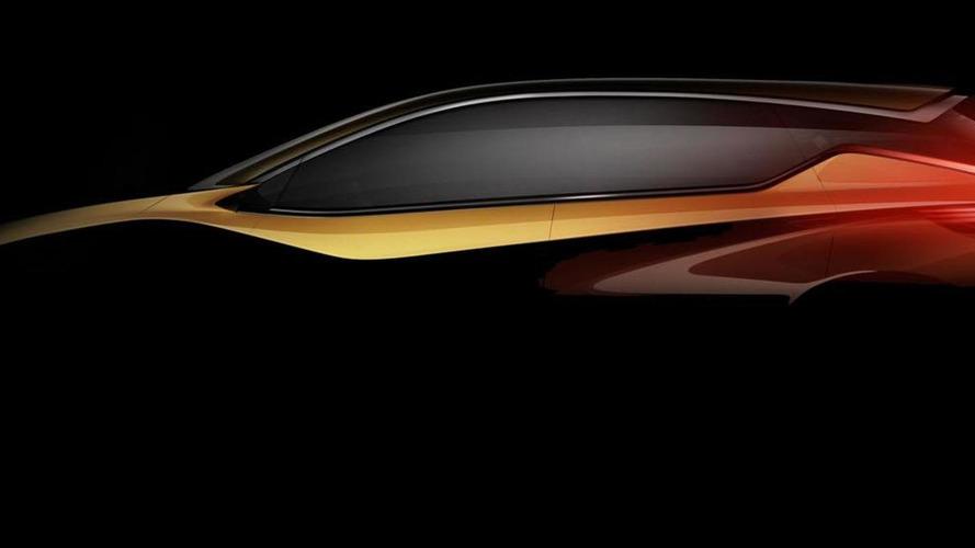 Nissan Resonance concept teased for a Detroit debut