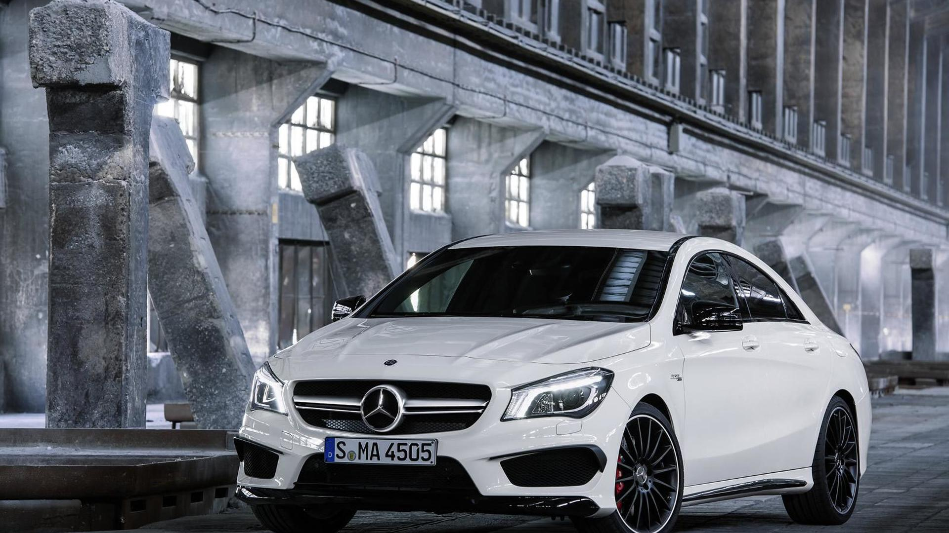 2018 mercedes benz cla could be built in mexico at nissan for Mercedes benz manufacturing plant in usa