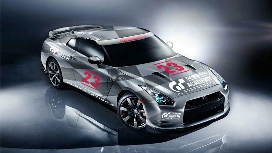 The Ultimate Competitive Driving Test - GT Academy