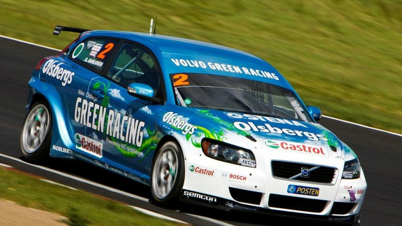 Volvo C30 Green Racer