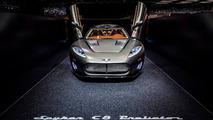 Spyker C8 Preliator live in Geneva