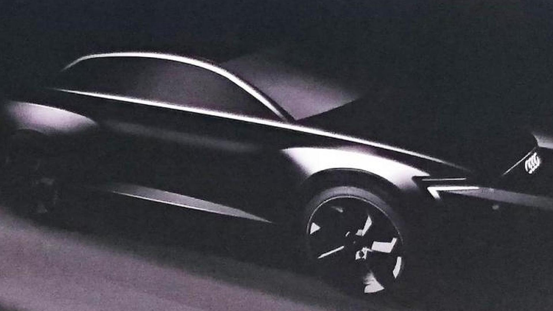 Audi Q6 e-tron to have up to 500 bhp of electric power