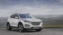 2016 Hyundai Tucson pricing announced (UK)