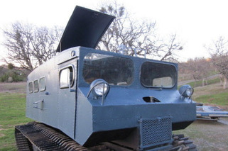 Auction Car of the Week: 1967 Thiokol Snowcat