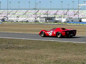 1967 Ferrari 330 P3/4 and two others