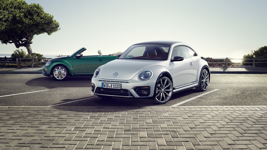VW Beetle gets nip and tuck in Europe