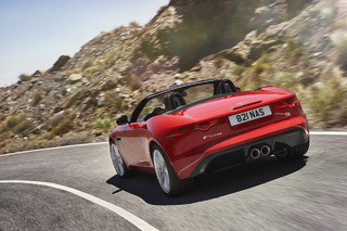 Rejoice! A Jaguar F-Type Manual Has Arrived