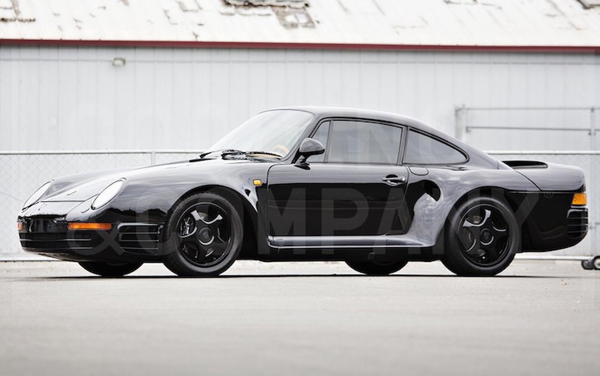 This 1988 Porsche 959 Could Fetch $1.6 Million at Auction