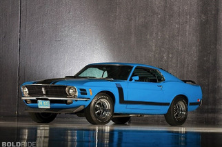 1970 Ford Mustang Boss 302: A Mission To Be Unbeatable