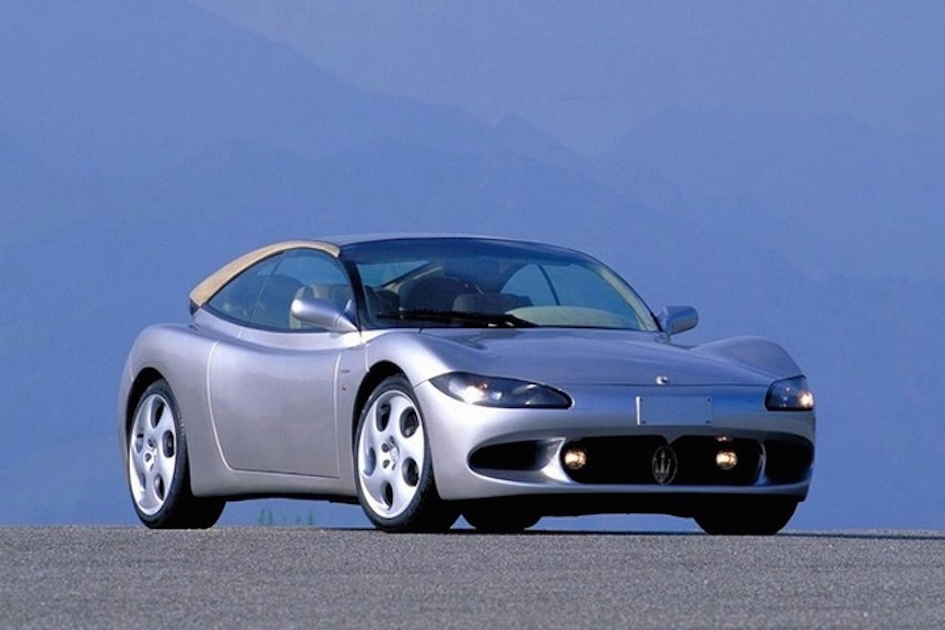 Overzealous '90s Maserati Monstrosity: Weird Car of the Week