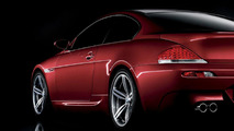 The New BMW M6 - First details