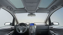 New Opel Zafira