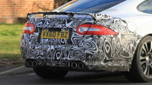 2012 Jaguar XK-R facelift spied - 1.19.2011