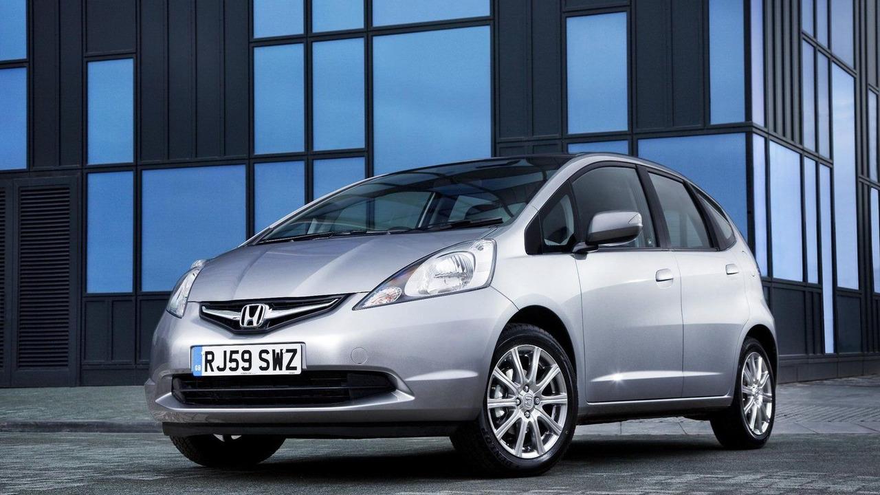 2010 Honda Jazz Si, UK spec, 24.03.2010