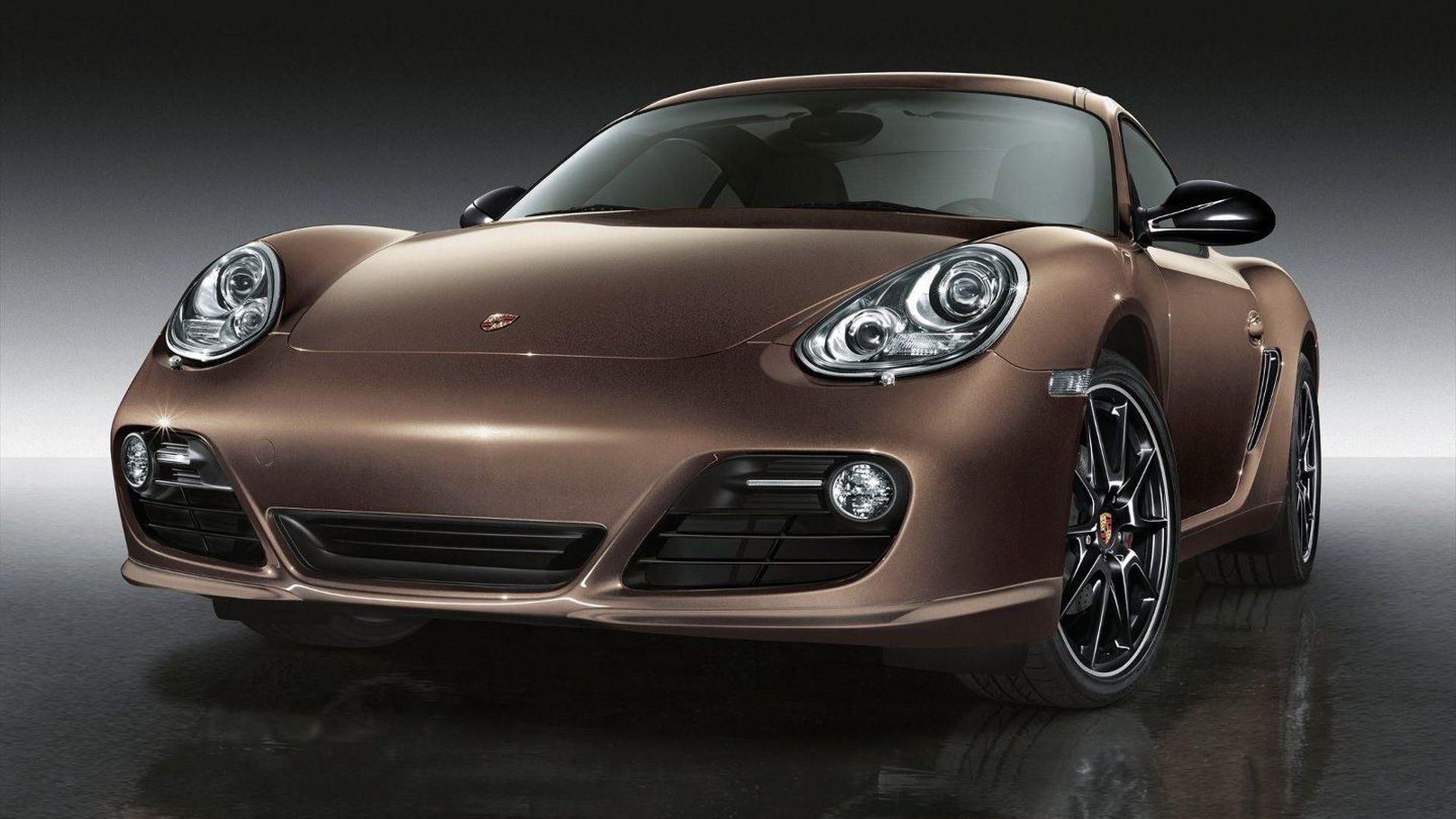 Porsche Cayman Clubsport in the works?