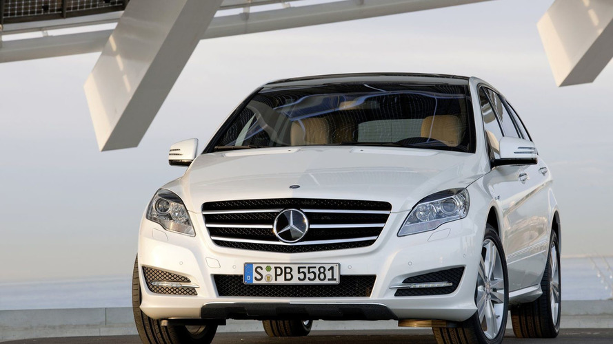 Mercedes R-Class getting axed in America - report