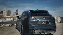 Lexus RX 450h by Paul Tolson of EST Styling