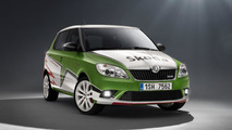 Skoda Fabia RS special edition celebrates IRC win