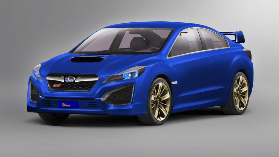 New Subaru WRX coming in 2014 as a completely separate model from the Impreza
