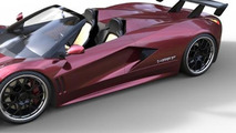 Dagger GT with 2000hp - 300 mph hypercar redefined