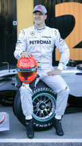 New sponsor deals for Schumacher, Alonso