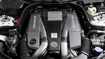 Official: Mercedes E 63 AMG gets new AMG 5.5-liter V8 biturbo engine