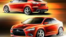 Official: Mitsubishi Prototype-S in Geneva