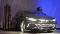 2016 Chevrolet Volt partially revealed during CES
