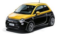 Fiat 500 Comics