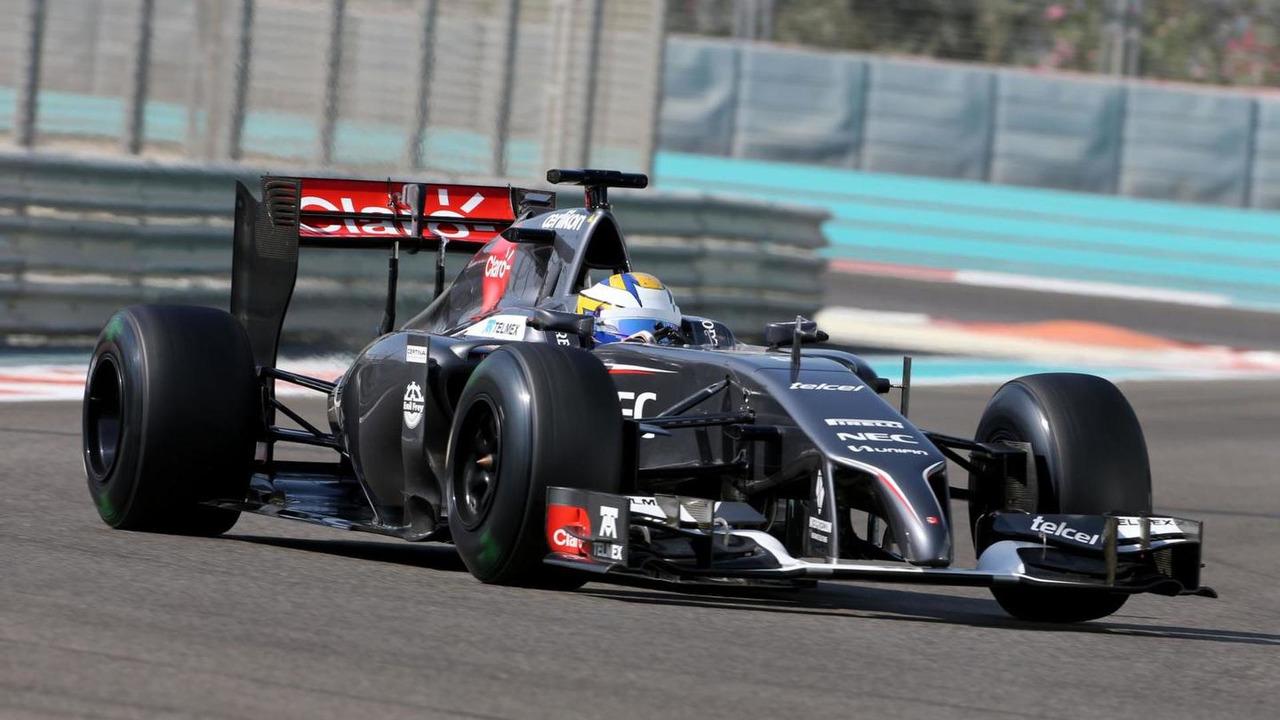 Sauber F1 Team / XPB