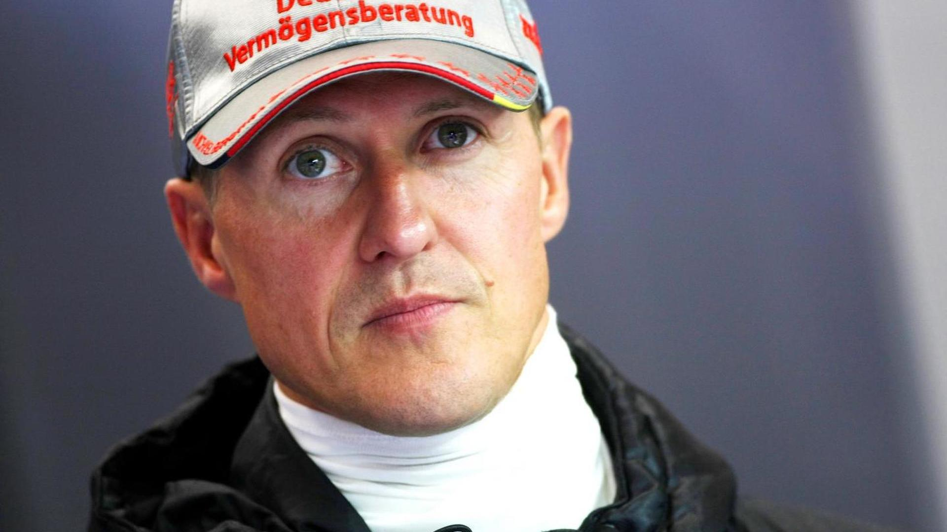 Schumacher could return home by Christmas