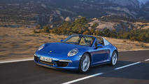 Porsche 911 Targa Turbo headed to Geneva - report