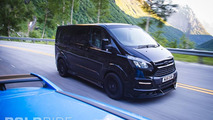 Ford Transit Ken Block Limited Edition