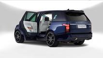 Overfinch Range Rover Manhattan, London edition