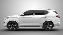 Concept Ssangyong LIV-2 SUV