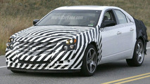 Cadillac CTS V-Series spy photo